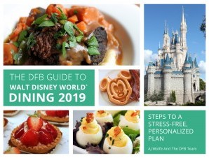 The DFB Guide To Walt Disney World Dining 2019 | DFB Store