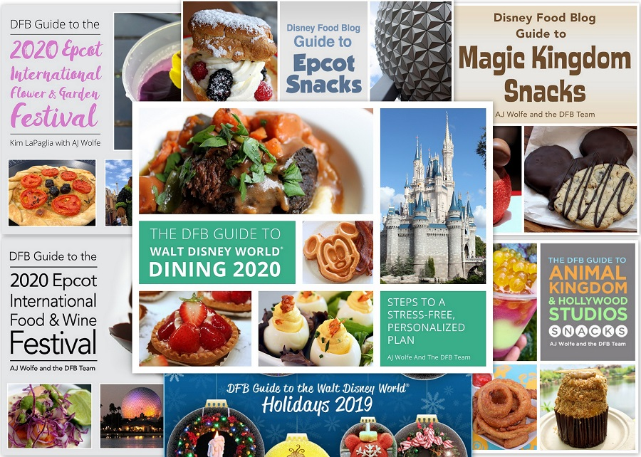 2020 Epcot Food And Wine Festival.Dfb Everything Bundle All Guides Inc Food Wine And
