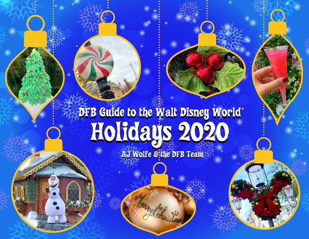 dfb guide to the walt disney world holidays 2020  dfb store